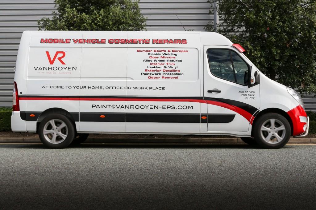 Smart Repair Van